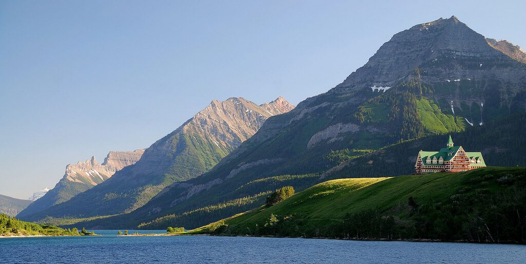 Prince of Wales Hotel, Waterton National by Gord McKenna, on Flickr